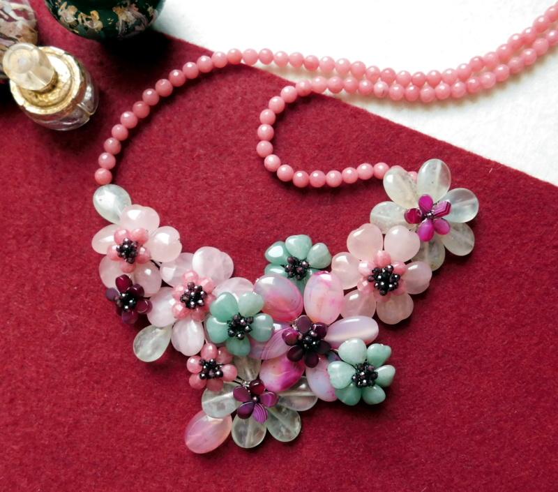 """""""Flori de piatră-Bijoux"""" albumul II-bijuterii artizanale marca Didina Sava - Pagina 2 04610"""