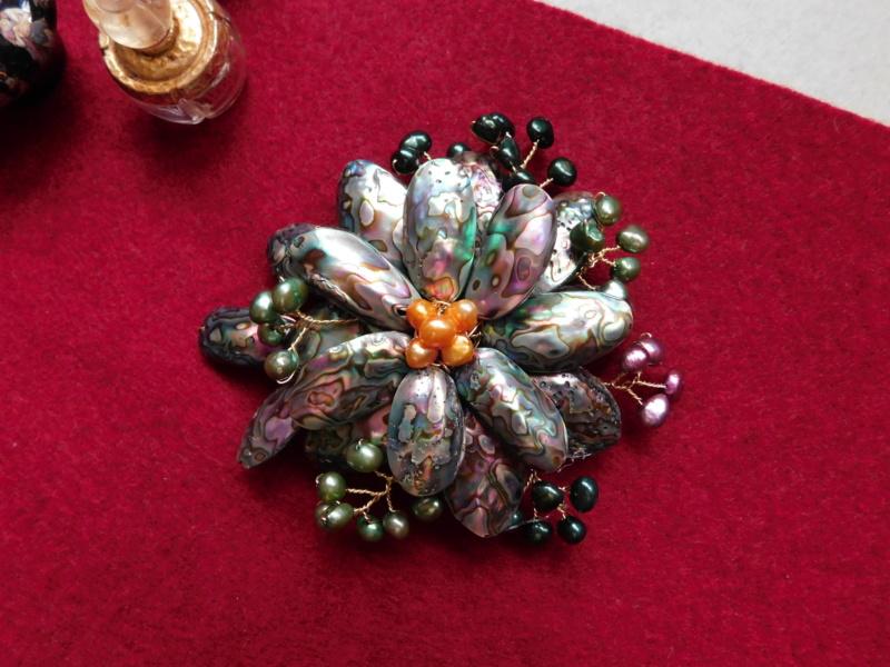 """""""Flori de piatră-Bijoux"""" albumul II-bijuterii artizanale marca Didina Sava - Pagina 5 04810"""