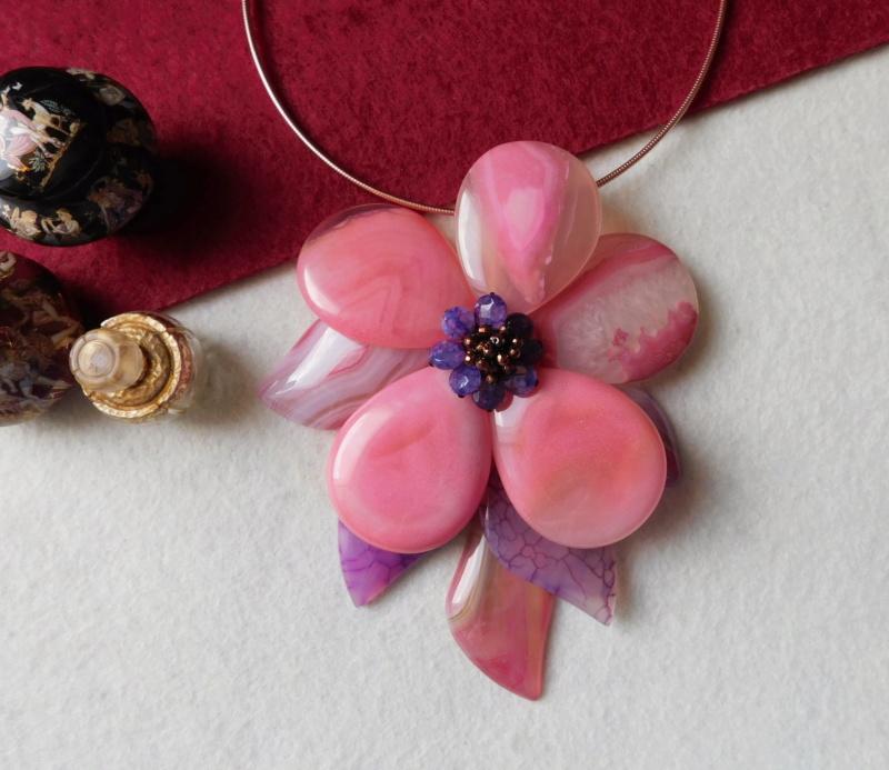 """""""Flori de piatră-Bijoux"""" albumul II-bijuterii artizanale marca Didina Sava - Pagina 2 05113"""