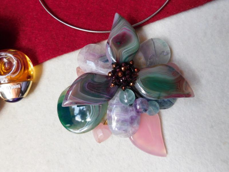 """""""Flori de piatră-Bijoux"""" albumul II-bijuterii artizanale marca Didina Sava - Pagina 2 _00810"""