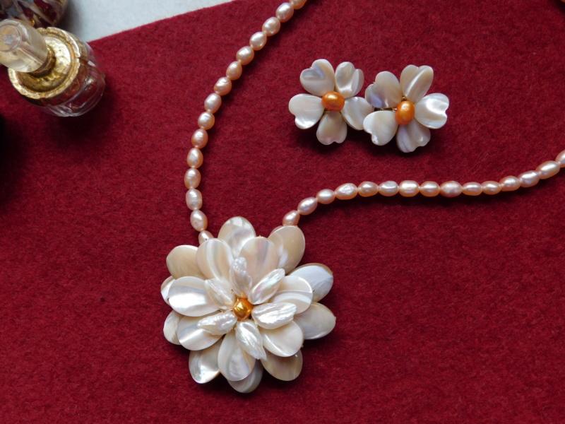 """""""Flori de piatră-Bijoux"""" albumul II-bijuterii artizanale marca Didina Sava - Pagina 8 Colier13"""