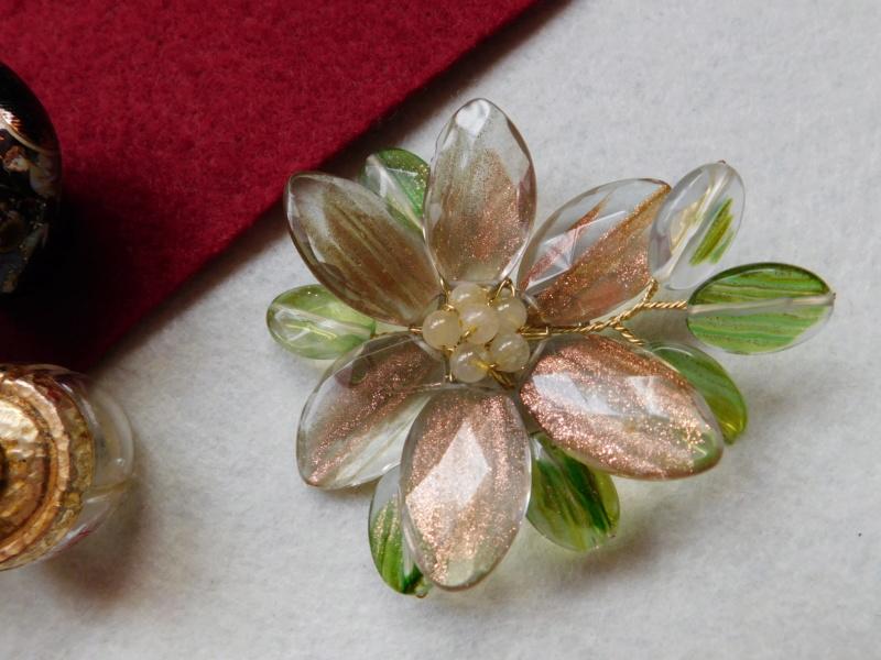 """""""Flori de piatră-Bijoux"""" albumul II-bijuterii artizanale marca Didina Sava - Pagina 5 Colier26"""