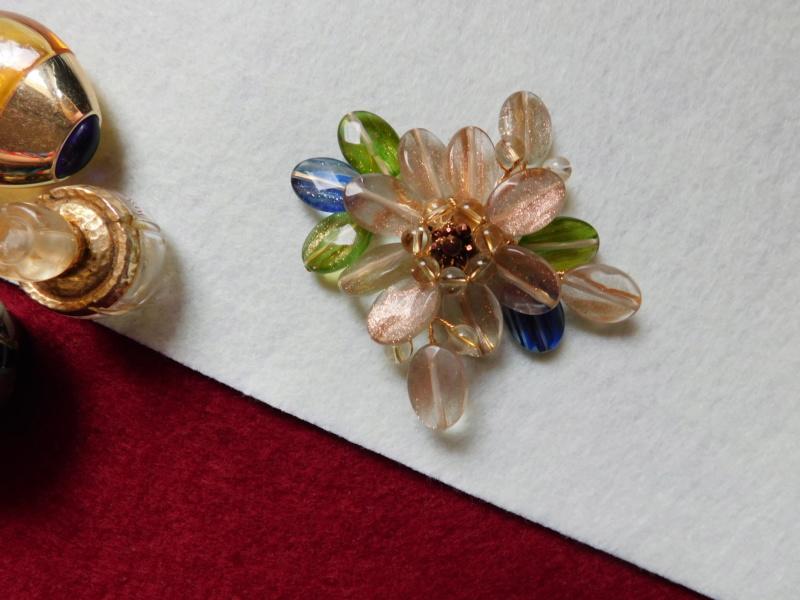 """""""Flori de piatră-Bijoux"""" albumul II-bijuterii artizanale marca Didina Sava Colier61"""