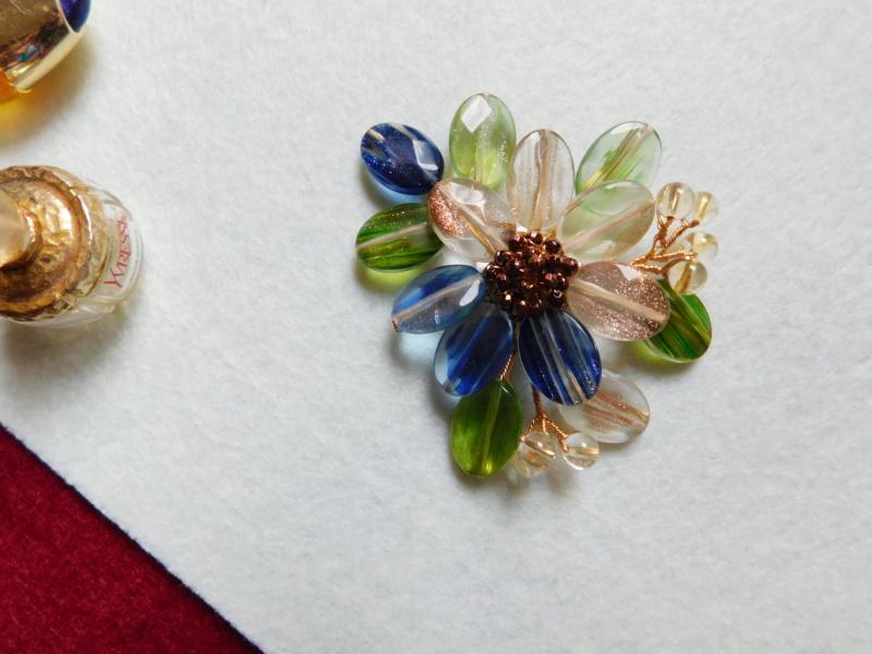 """""""Flori de piatră-Bijoux"""" albumul II-bijuterii artizanale marca Didina Sava Colier62"""
