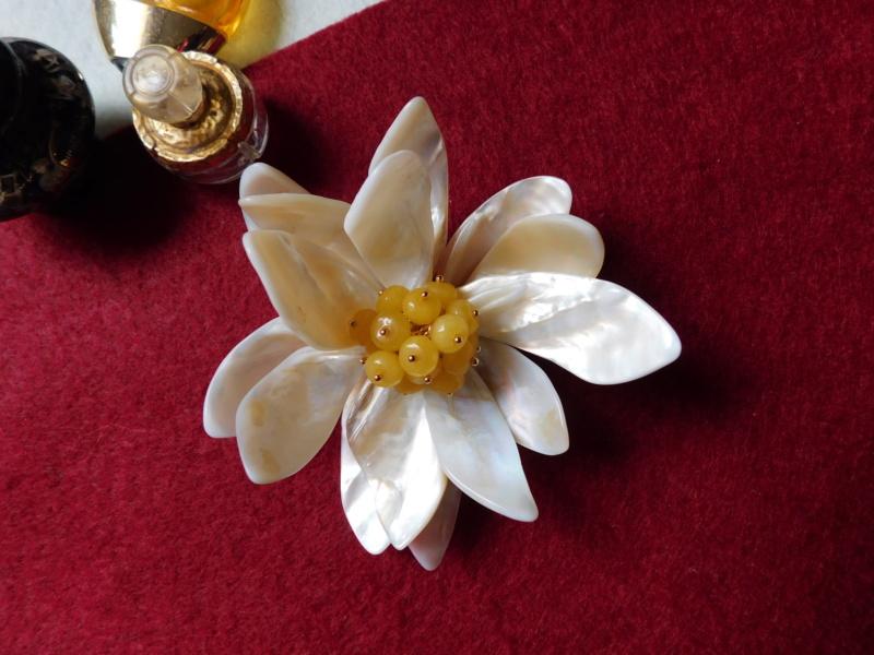 """""""Flori de piatră-Bijoux"""" albumul II-bijuterii artizanale marca Didina Sava Colier63"""