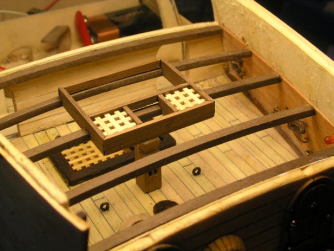 Autocostruzione della Golden Hind - Pagina 2 Castel18