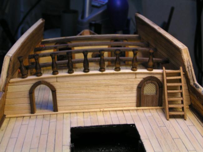 Autocostruzione della Golden Hind - Pagina 2 Castel22