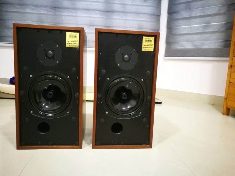 RARE Harbeth Compact Limited Edition (Used) SOLD Img_2021