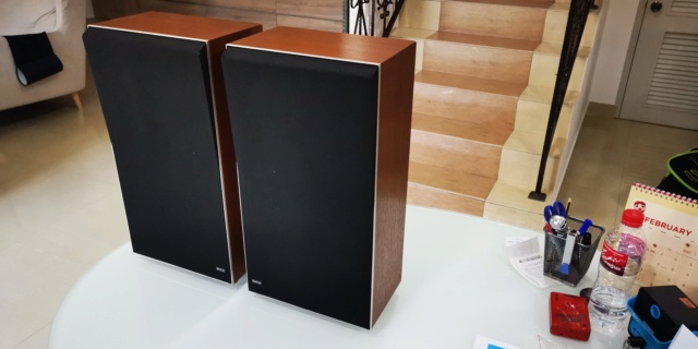 RARE!! Bang & Olufsen Beovox S45 Speaker (Used) PRICE REDUCED SOLD Img_2069