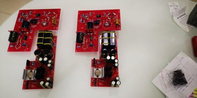 DIY Kit For 300B Monoblock Amp (New pair) PRICE REDUCED Img_2078
