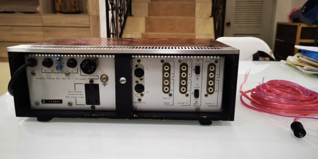RARE!! Leak Delta 30 Amplifier (Used) SOLD Img_2092