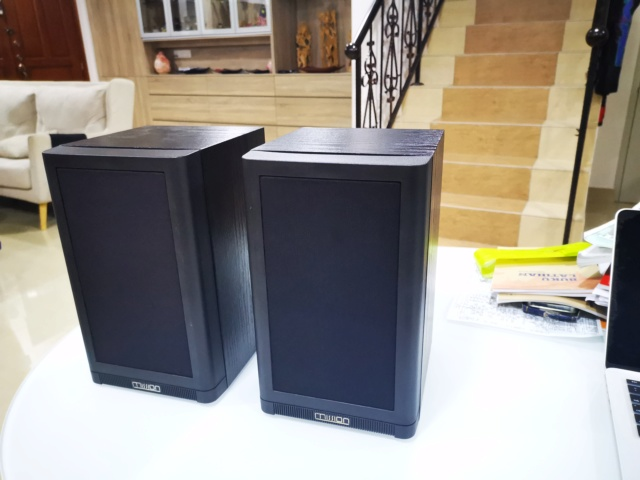 Mission 760iSE Bookshelf Speaker (Used) Price Reduced!!!  SOLD Img_2106