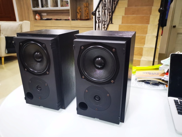Mission 760iSE Bookshelf Speaker (Used) Price Reduced!!!  SOLD Img_2107