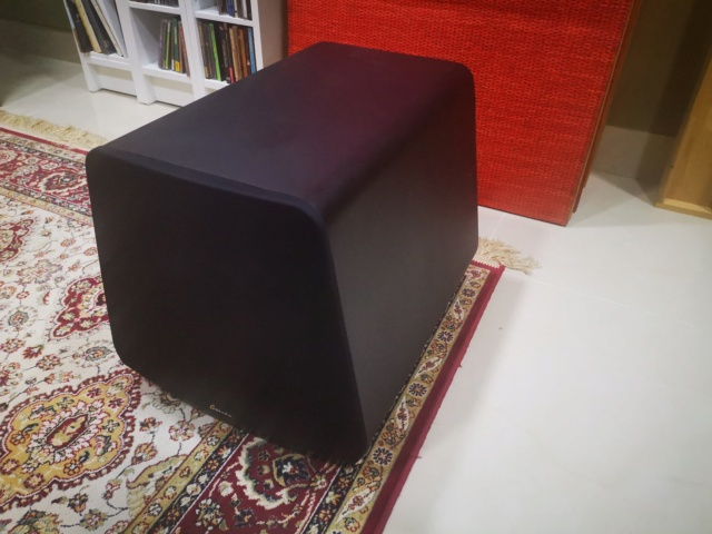 GoldenEar FF4 Subwoofer (Used) PRICE REDUCED SOLD Img_2109