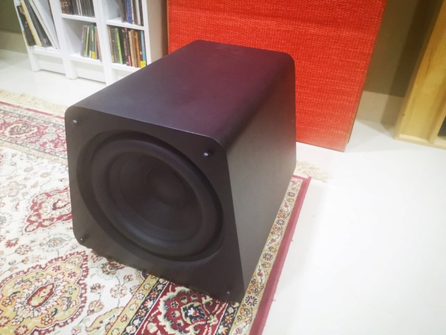 GoldenEar FF4 Subwoofer (Used) PRICE REDUCED SOLD Img_2110