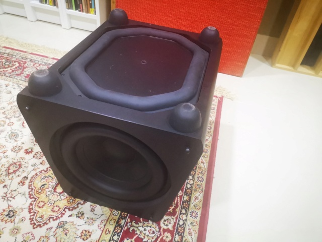GoldenEar FF4 Subwoofer (Used) PRICE REDUCED SOLD Img_2112