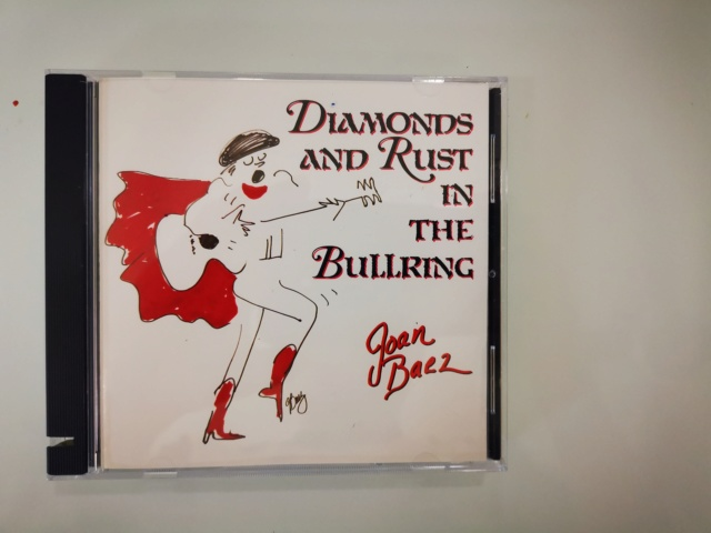 CD Joan Baez - Diamonds And Rust In The Bullring (New) FIRST PRESS. Price Reduced!!! Img_2120