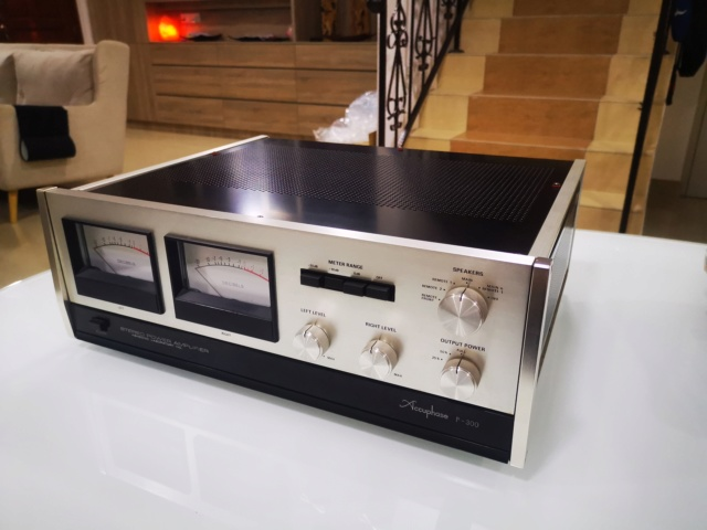 Accuphase C-200/P-300 Pre and Power Amplifier (Used) Price Reduced!!! SOLD Img_2125