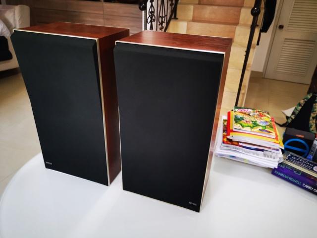 RARE!! Bang & Olufsen Beovox S45 Mk2 Speaker (Used)  Img_2127