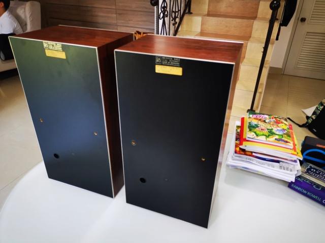 RARE!! Bang & Olufsen Beovox S45 Mk2 Speaker (Used)  Img_2128