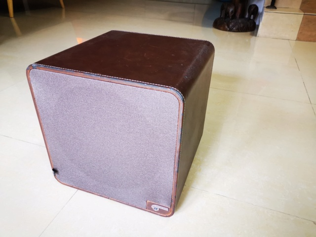 Audio Pro S.3 Subwoofer (Used) SOLD Img_2141
