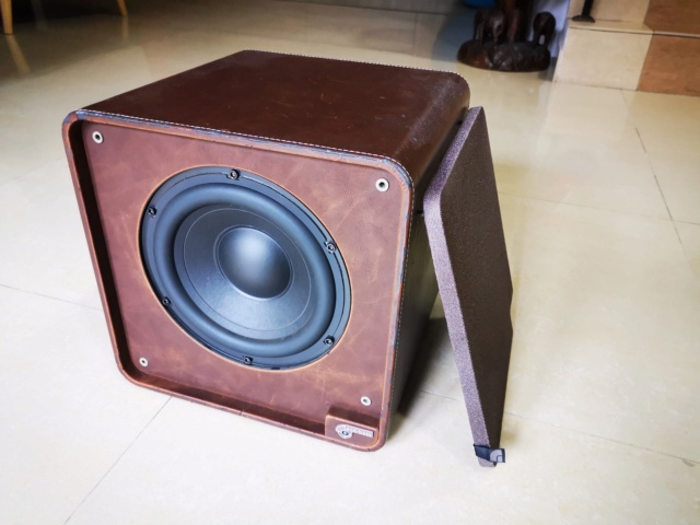 Audio Pro S.3 Subwoofer (Used) SOLD Img_2142