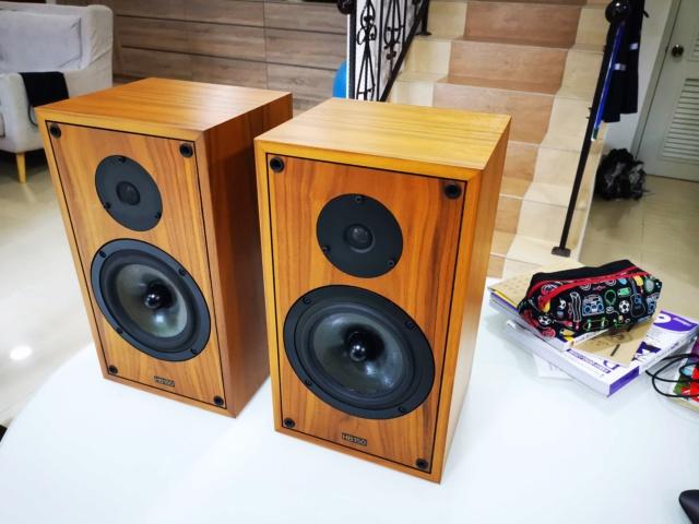 Heybrook HB150 Bookshelf Speaker (Used) Price Reduced! SOLD Img_2178