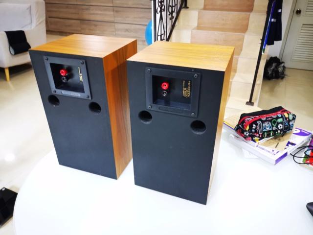 Heybrook HB150 Bookshelf Speaker (Used) Price Reduced! SOLD Img_2179