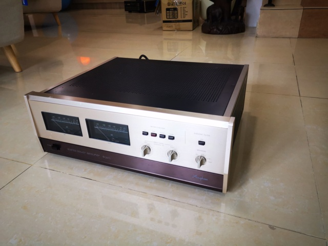 Accuphase C-200L + P-300L Pre and Power Amplifier (Used) Price Reduced! Img_2199