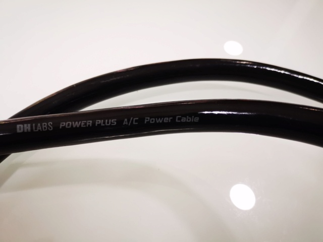 DH Labs Power Plus cable (Used) SOLD Img_2214
