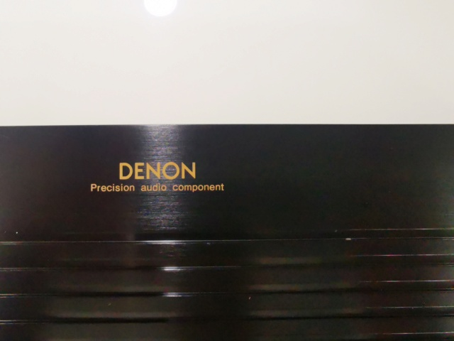 Rare Denon CD-3300 player (Used) SOLD Img_2249
