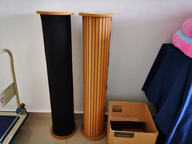 Semi Wooden/Foam Bass Trap (Used) SOLD Img_2268