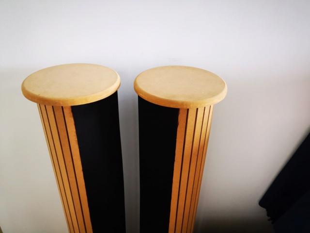 Semi Wooden/Foam Bass Trap (Used) SOLD Img_2269