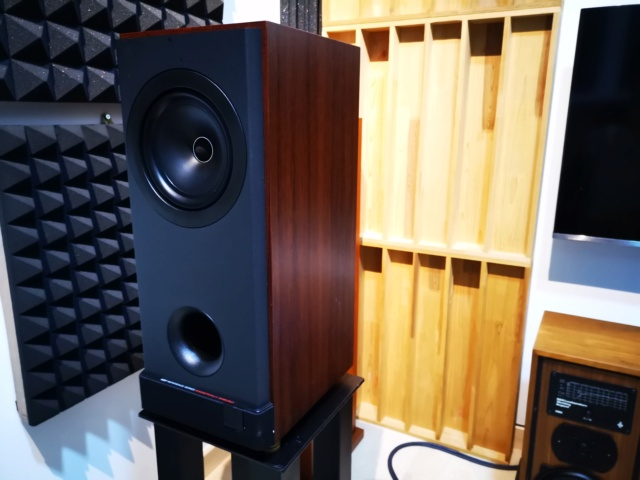 RARE!! KEF Model 102/2 Reference Series (Used) SOLD Img_2274