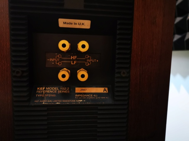 RARE!! KEF Model 102/2 Reference Series (Used) SOLD Img_2276
