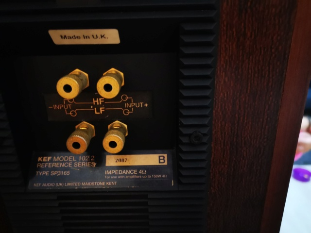 RARE!! KEF Model 102/2 Reference Series (Used) SOLD Img_2277