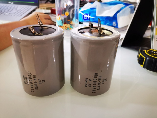 ELNA Large Power Capacitor for Audio (Used) Img_2284