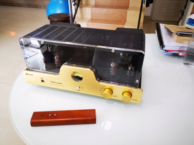 Dared Saturn Single Ended KT88 tube amp (Used) SOLD Img_2287