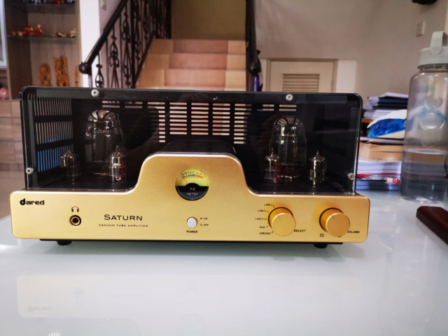 Dared Saturn Single Ended KT88 tube amp (Used) SOLD Img_2289