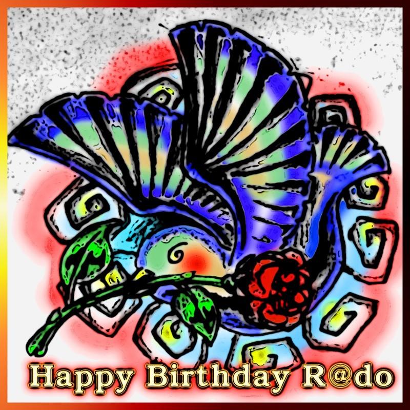 Happy Birthday  od@r  :) Gift10