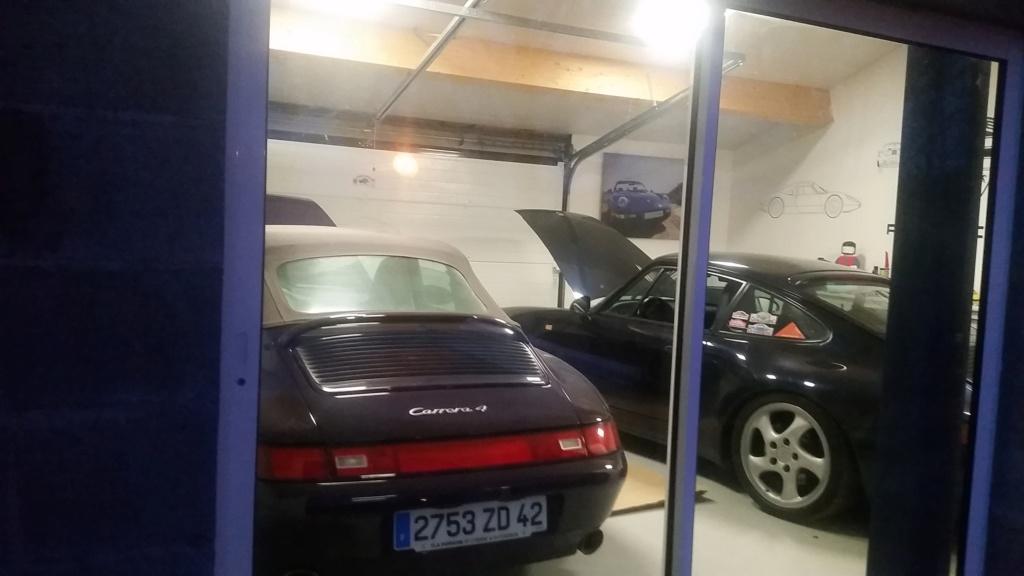Votre Porsche pendant le confinement 20200310