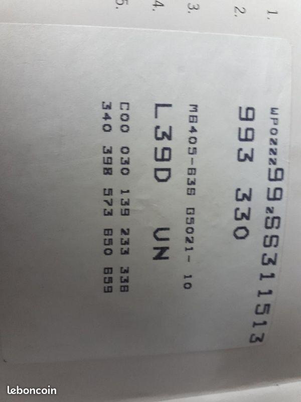 Option 734 735 sur porsches et ou amaranthe 32d33610