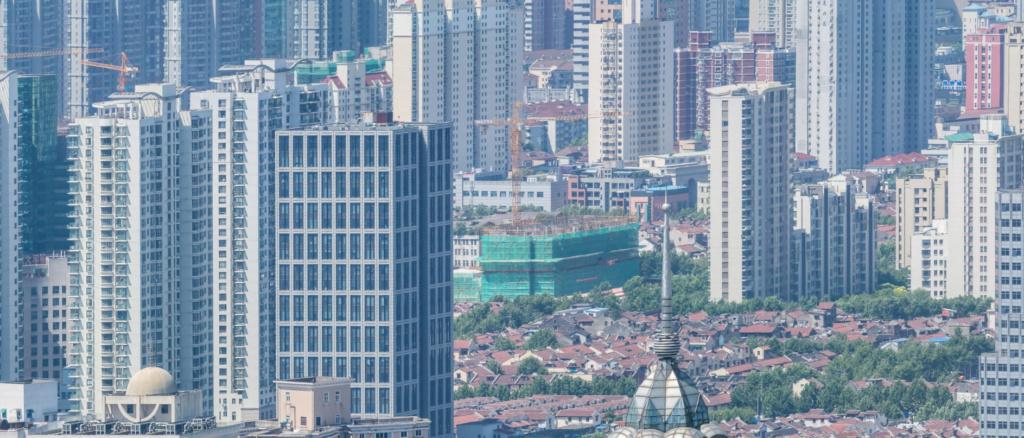 Impressionnante photo de Shanghai  Truc11