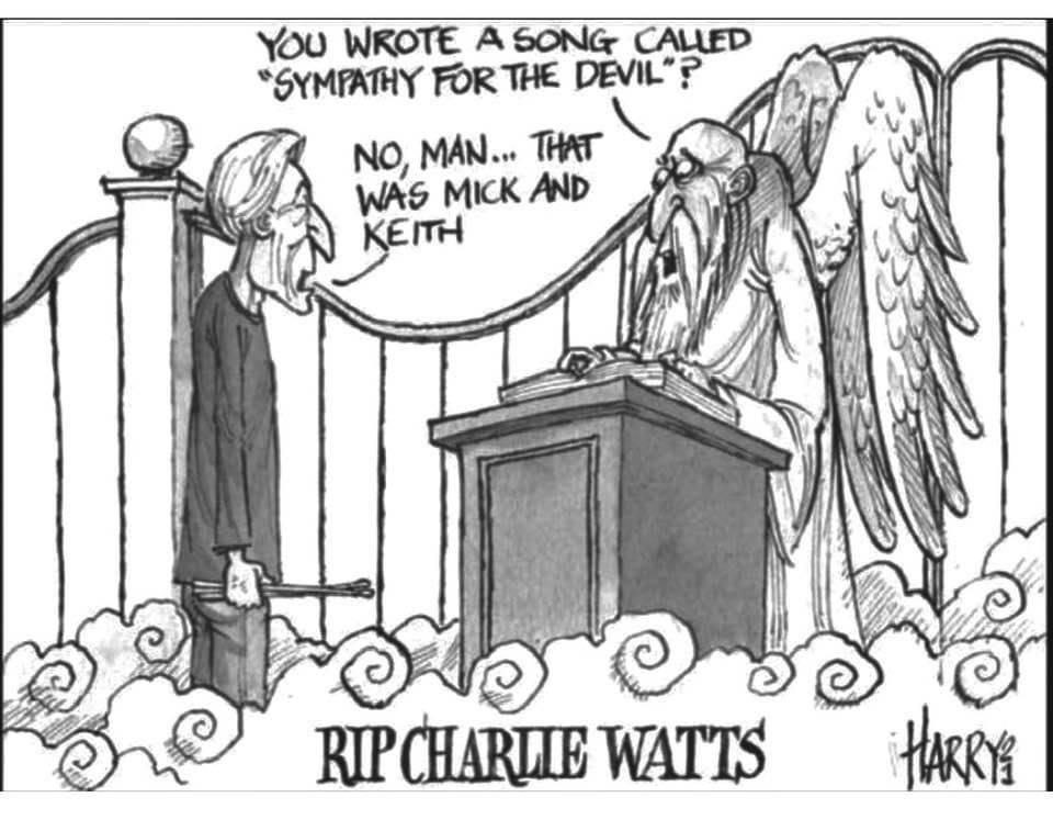 RIP CHARLIE 9b582b10