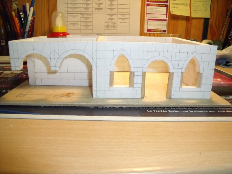 Mon nouveau projet: Ruines d'Osgiliath Dscf0110
