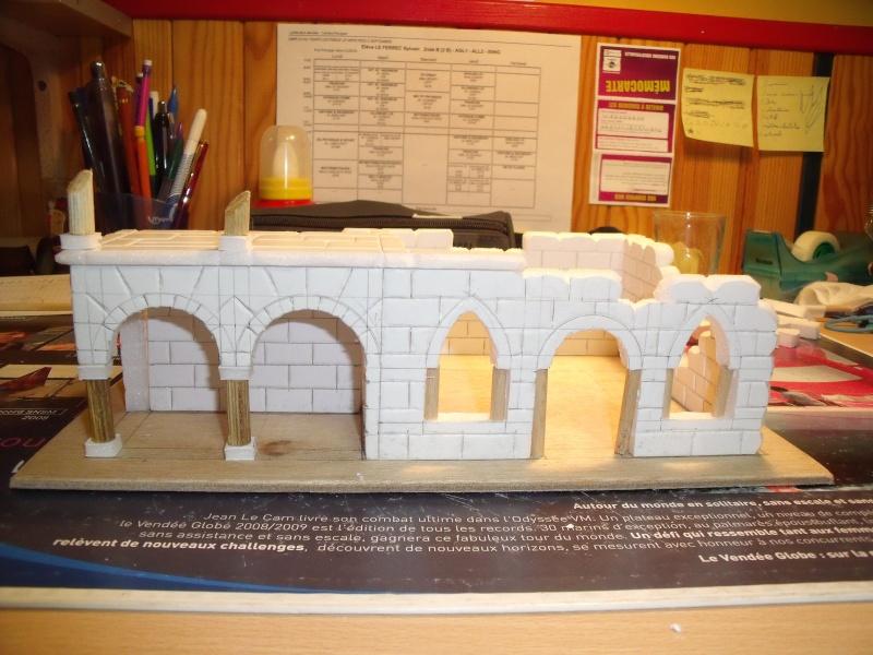 Mon nouveau projet: Ruines d'Osgiliath Dscf0113