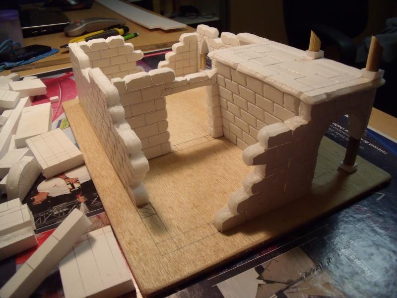 Mon nouveau projet: Ruines d'Osgiliath Dscf0116