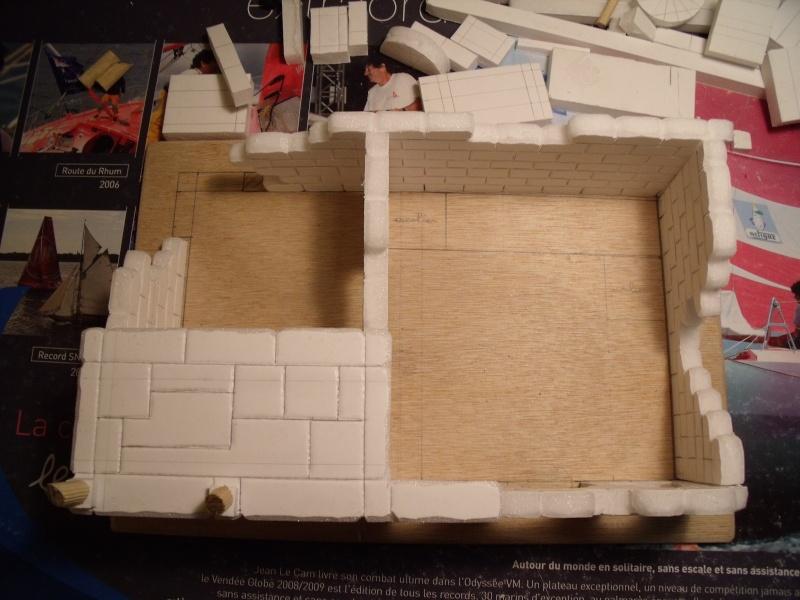 Mon nouveau projet: Ruines d'Osgiliath Dscf0117