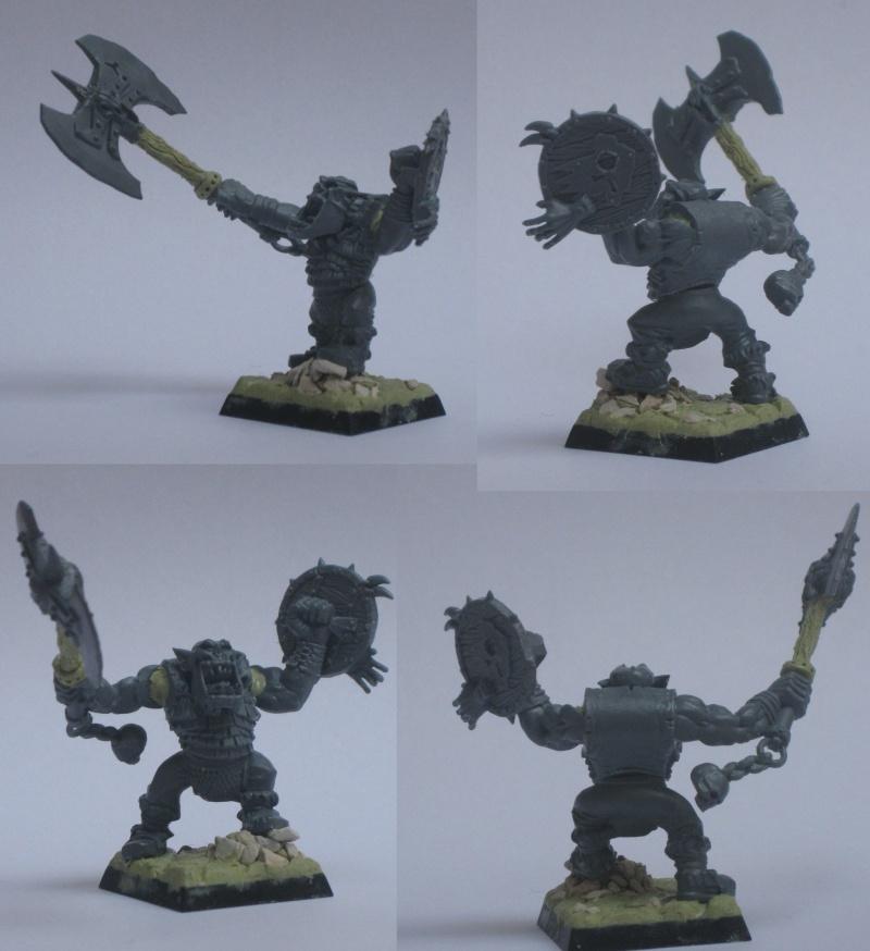 (Black) Orc Warband Practice WIP Black_10