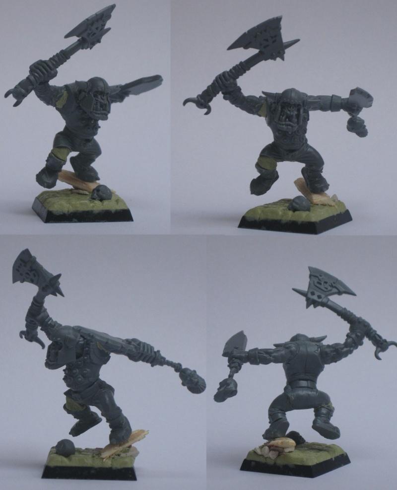 (Black) Orc Warband Practice WIP Black_12